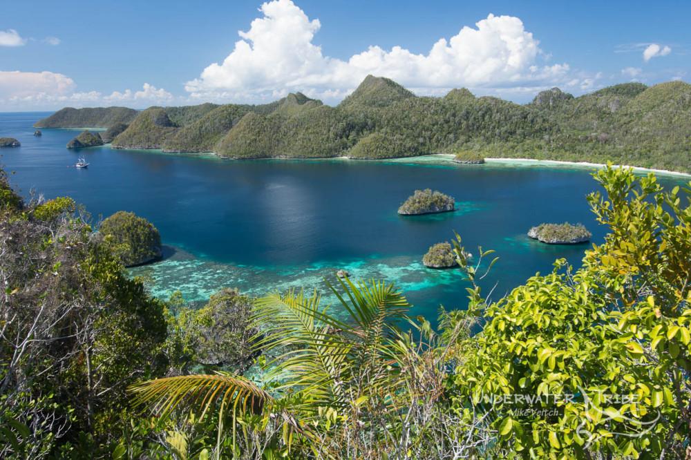 Wayag Lagoon Raja Ampat